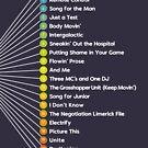Hello Nasty Tracklist by ndaqb