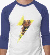Ms Kamala Bolt Men's Baseball ¾ T-Shirt