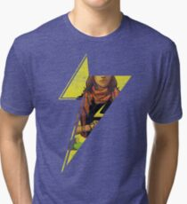 Ms Kamala Bolt Tri-blend T-Shirt
