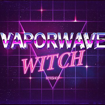 Vaporwave Witch by NyxShop