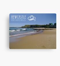 Newcastle - New South Wales Canvas Print