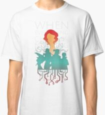 Red - Transistor Classic T-Shirt