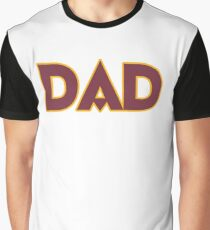 DC DAD! Graphic T-Shirt