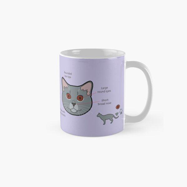 British Shorthair mug Classic Mug