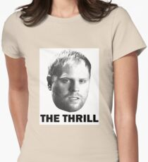 """Phil """"The Thrill"""" Kessel Womens Fitted T-Shirt"""