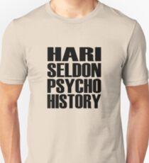 Hari Seldon Pyschohistory Unisex T-Shirt