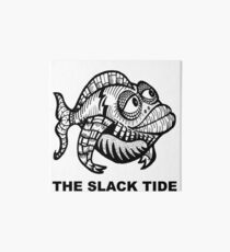 The Slack Tide Art Board
