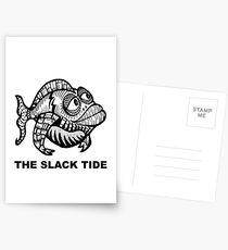 The Slack Tide Postcards