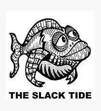 The Slack Tide Photographic Print