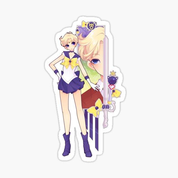 Infinity 4: Sailor Uranus ~Haruka Tenoh~ Sticker