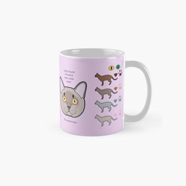 Burmese mug Classic Mug