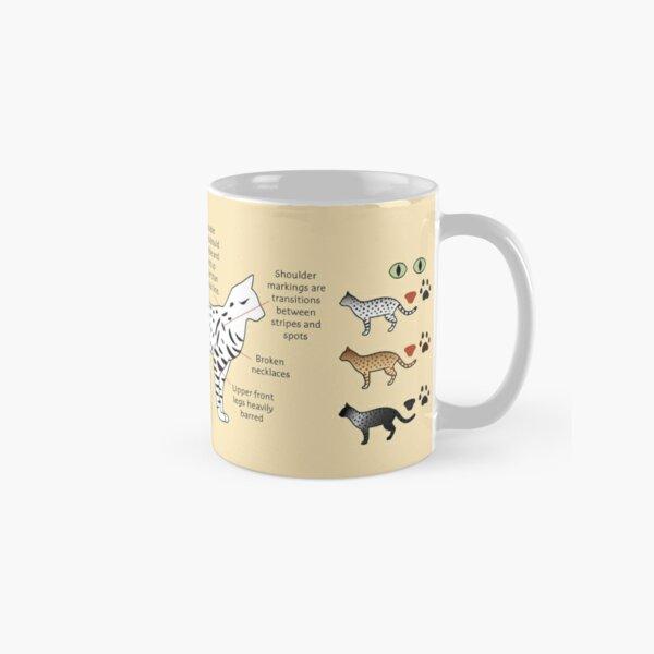 Egyptian Mau mug Classic Mug