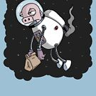 Space Pig Hates His Job by Joshua Porterfield