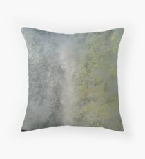 Lower South Falls, No. 2 Throw Pillow