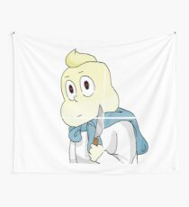 the last thing you see before you die Wall Tapestry