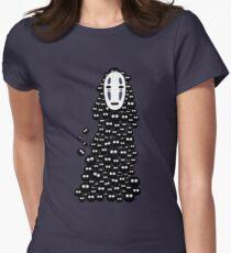 Kaonashi's Secret Womens Fitted T-Shirt