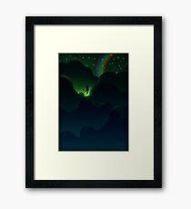 Night Voyage Framed Print