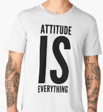 Attitude is everything  Men's Premium T-Shirt