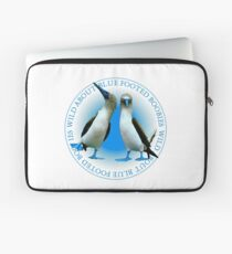 Blue Footed Boobies Laptop Sleeve