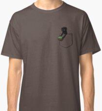 Little Pocket Enderman Classic T-Shirt