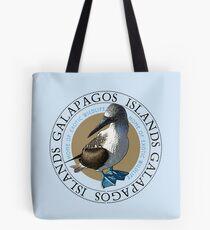 Bolsa de tela Bobo de patas azules de las Islas Galápagos