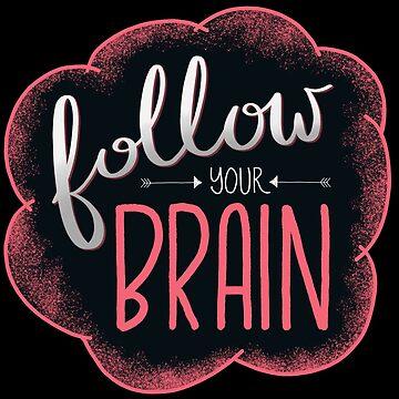 Sigue a tu cerebro de flyingsolox16