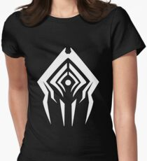 Stalker Sigil (white) Women's Fitted T-Shirt