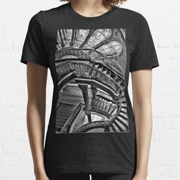 Old Style Workmanship - HDR T Shirt Essential T-Shirt