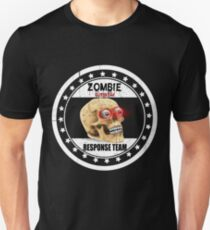 Awesome Zombie Outbreak Response Team Unisex T-Shirt