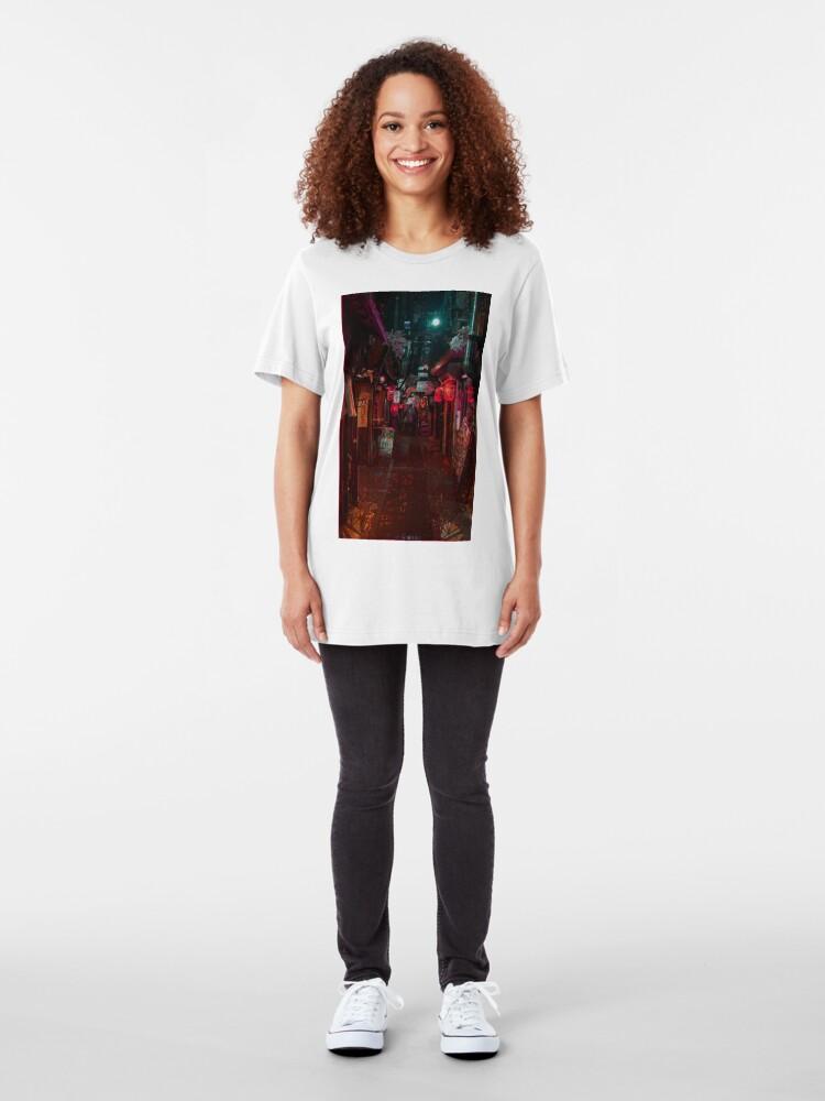 Alternative Ansicht von Gasse Slim Fit T-Shirt