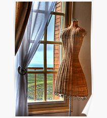 Window dressing. Poster