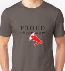 Proud Cheer Mom Unisex T-Shirt