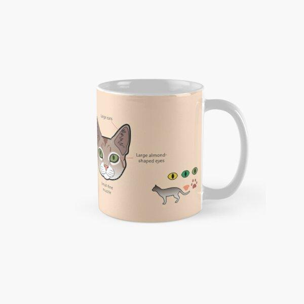 Singapura mug Classic Mug