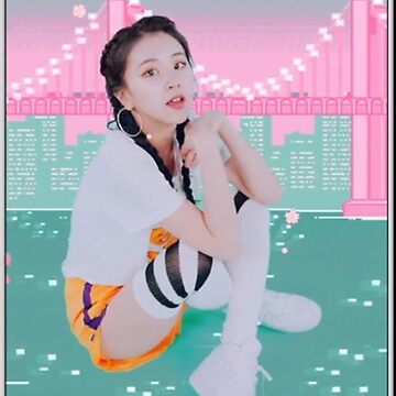 TWICE - Wake Me Up VAPORWAVE - CHAEYOUNG by Red-One48
