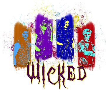 Wicked by hxvoltage