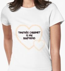 Timmy ist mein (aber ich kann teilen, denke ich) Tailliertes T-Shirt