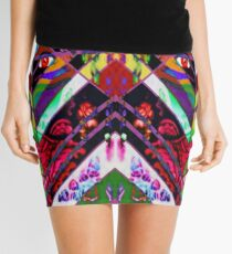 WEAR IS ART #102 Mini Skirt