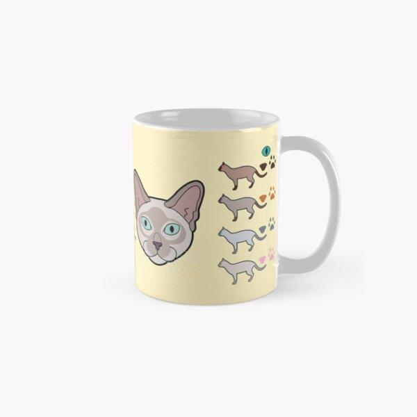Tonkinese mug Classic Mug