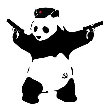 Commie Panda by fareast