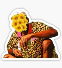 flower boy Sticker