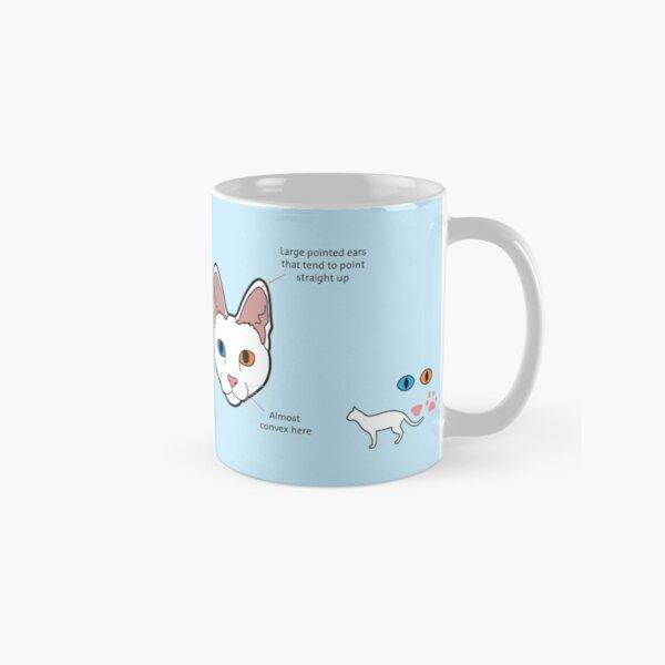 Turkish Angora mug Classic Mug