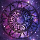 Space Circle by tropicalsamuelv