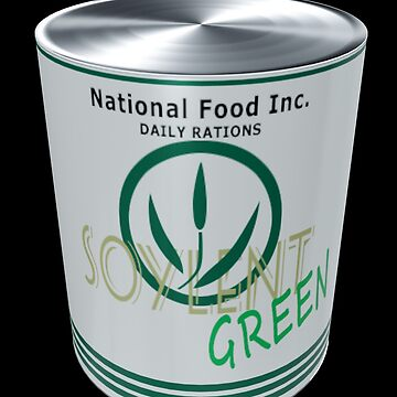 Soylent Green by Exilant