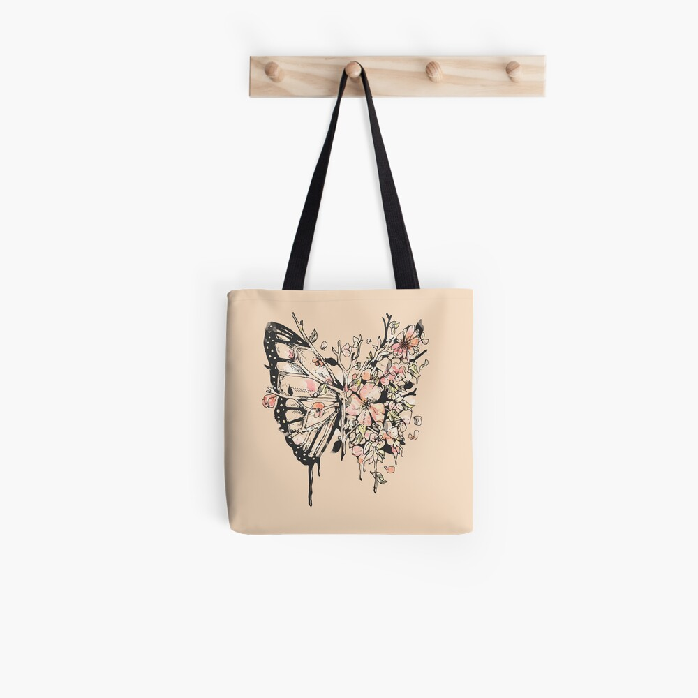Metamorphora Tote Bag