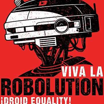 Viva la Robolution by Adho1982