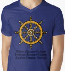 Buddha, India Mens V-Neck T-Shirt