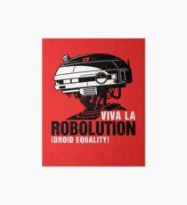Viva la Robolution Art Board
