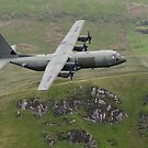 RAF Lockheed C-130J-30 Hercules C4 ZH879 by Stephen Liptrot