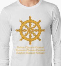 Buddha, India Long Sleeve T-Shirt