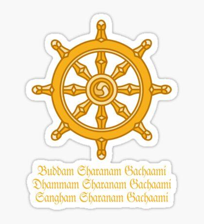 Buddha, India Sticker